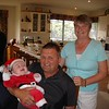 Summer, John and Linda Russell. New Zealand, Christmas 2008.