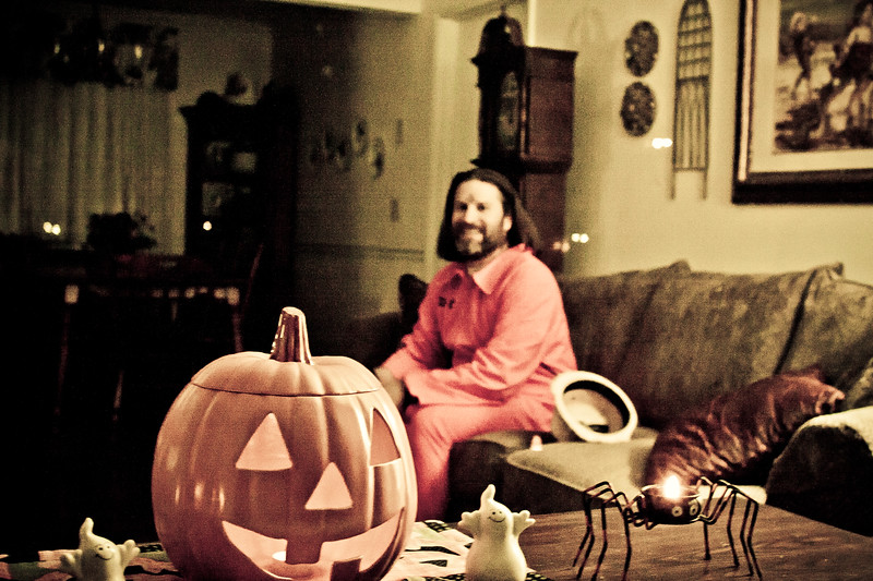Charles Manson - Halloween 2010