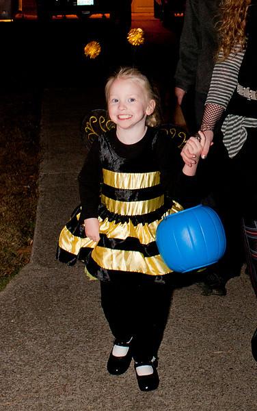 """Chloe called herself """"The Queen Bee"""""""