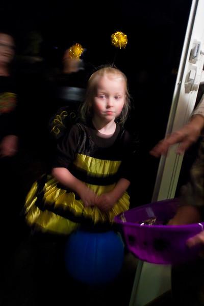 Chloe - Halloween 2010