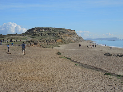 Hengistbury Head Oct 2013 001