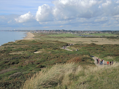 Hengistbury Head Oct 2013 003
