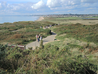 Hengistbury Head Oct 2013 002