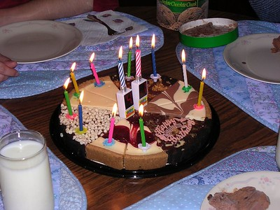 Ken's Birthday 2004