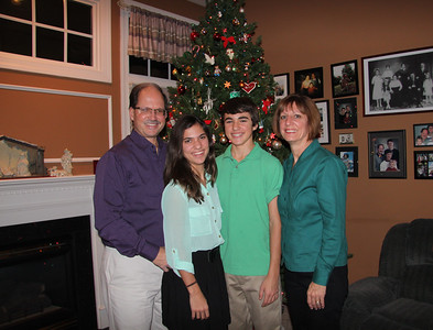 Merry Christmas from the Whipple Family