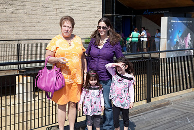 Mothers Day '09 NY Aquarium