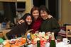 Rebecca, Eva, and Eva's mom.