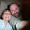Debbie Kaufman, fish, and a dark Ron K.
