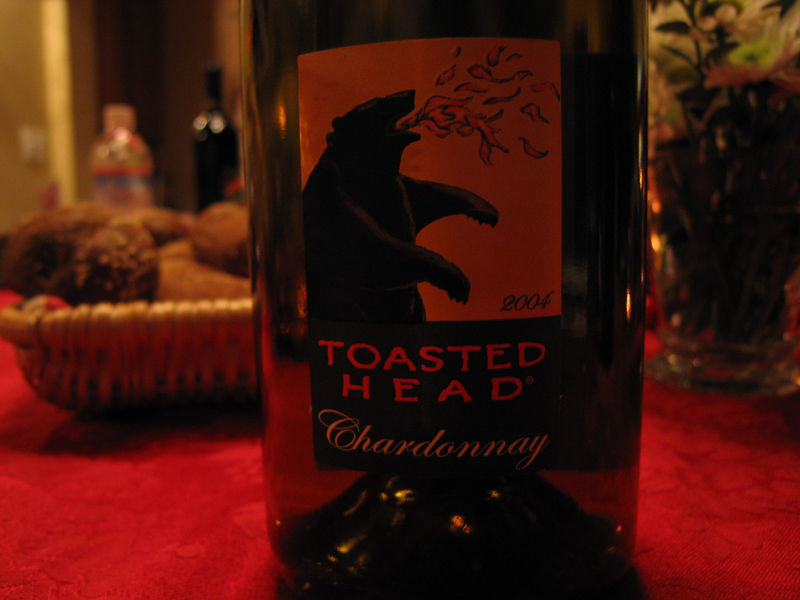 Some nice wine.