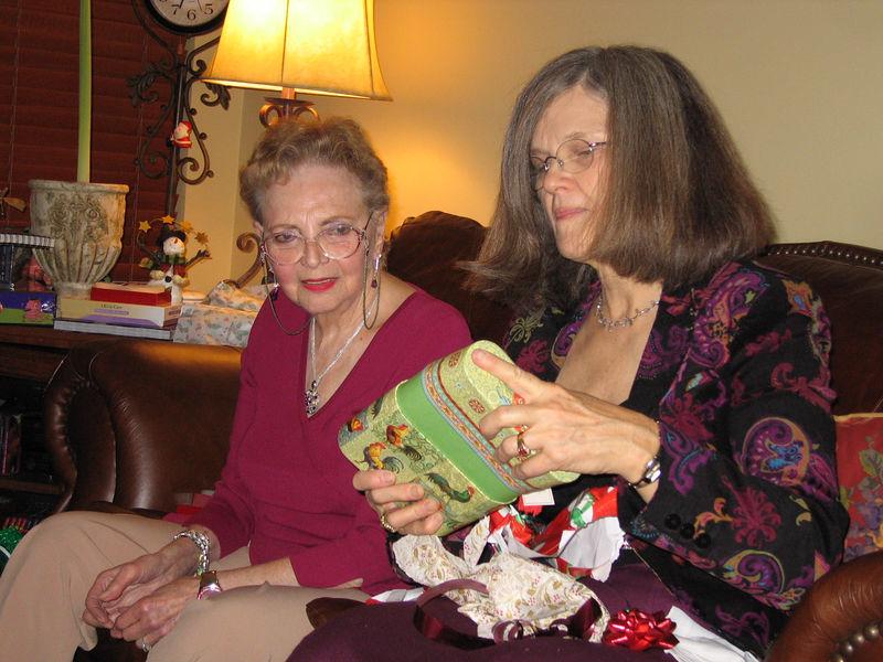 Bernice and Patty.