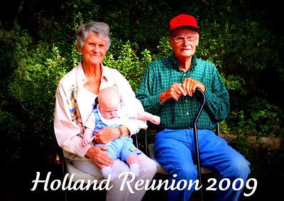 Holland Reunion 2009