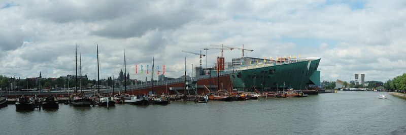 Amsterdam and Utrecht