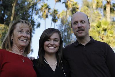 2011 Dec Holly Calvary Graduation
