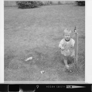 Anthony Holmes, 1964-65.