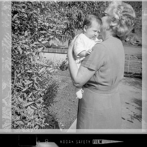 Anthony Holmes & Florence Pryor 1964.