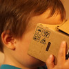 Hal on Google Cardboard
