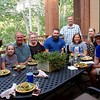 Family Dinner at 62 with Carrie, Elizah, Randy, Whitney, Malik, Marc, McKenzie, Erin & Chad