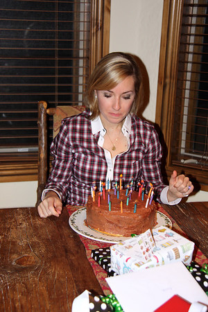 Megan's 27th BD Dec 30, 2012