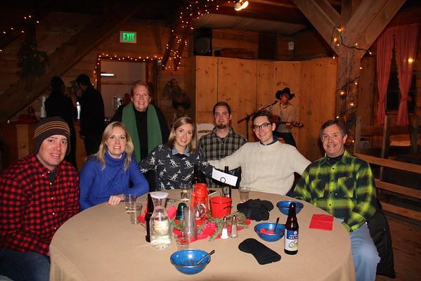 Sleigh Ride Dinner 2014