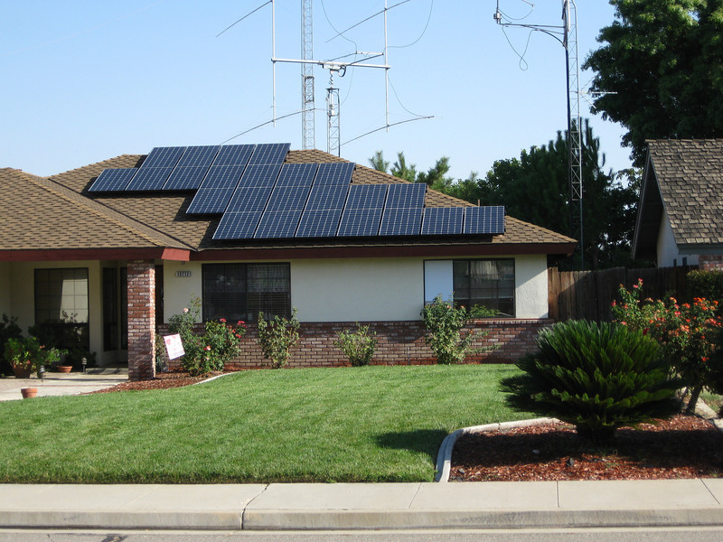 Finished Solar (Late August 2011) 5Kw