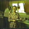 Grandma and Grandpa Doing Dishes