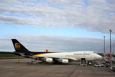 UPS B747-400F, CGN