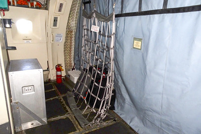 Guest space on FedEx MD-10