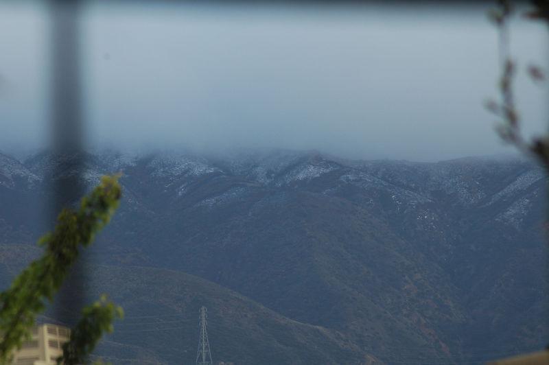 Snow on the Mountain, 03-11-06