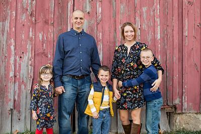 Homovec Family 2016