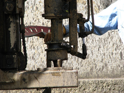 Honduras drilling rig 09 parts