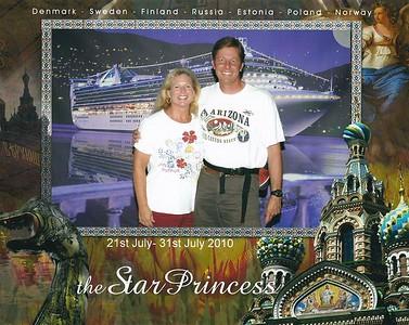 Our Honeymoon Cruise Photo Journal