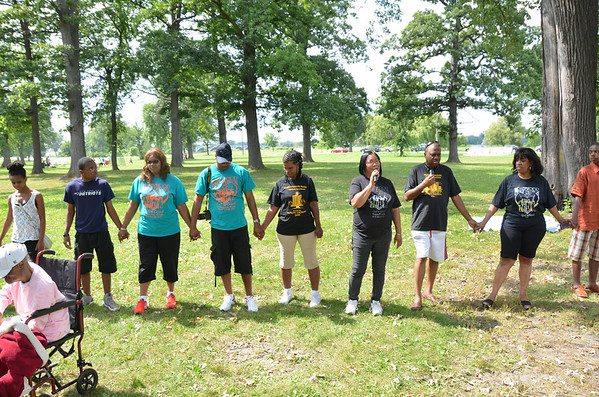 Honeywood Picnic ( Detroit) 2013