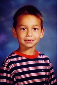 Jon Hornbaker First Grade Photo