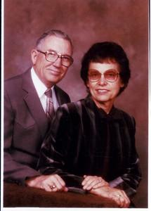 Gerald and Helen Hornbaker, 1984