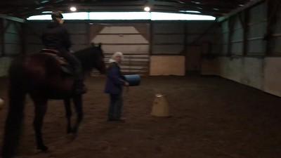 Horse Riding Birthday - Ella 2018