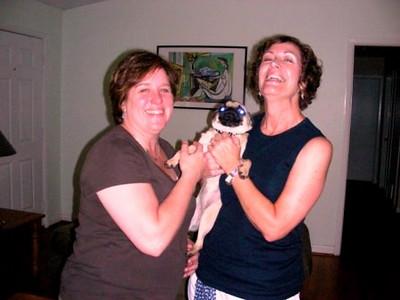 Deborah, Bella, and Marla