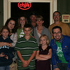 Bob and I with our cousins Lacy, Felicia, and Tammy, along with their kids and Felicia's husband.