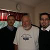 Bob, Uncle Bud, and me.