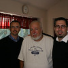 Bob, Uncle Bud, and me.