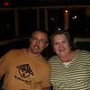 Bob with Aunt Tina.