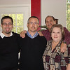 Me, Bob, Uncle Ricky, and Aunt Tina.