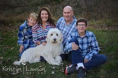 Howard Family 2016