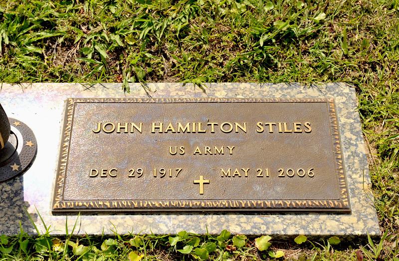 John Hamilton Stiles