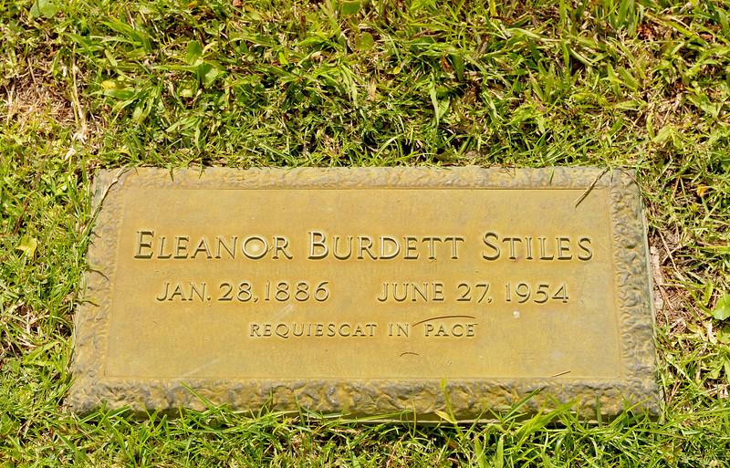 Eleanor Burdett Stiles
