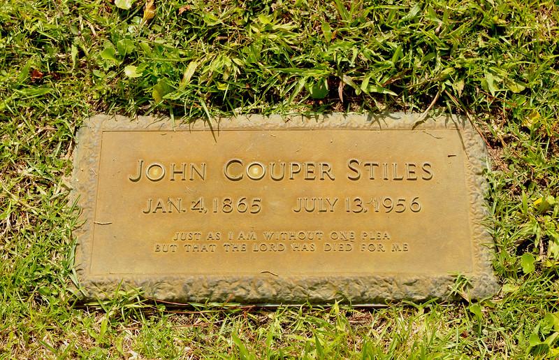 John Couper Stiles