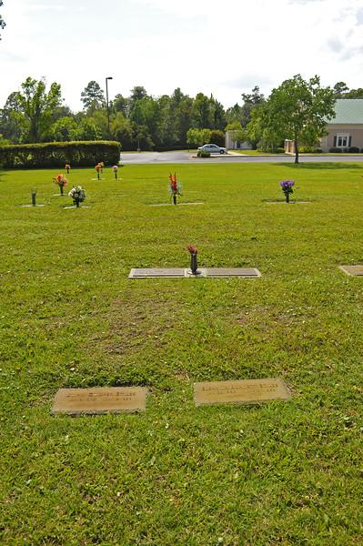 Brunswick Memorial Cemetery - Stiles