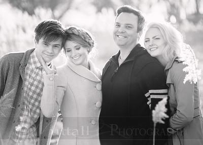 Hubler Family 23bw
