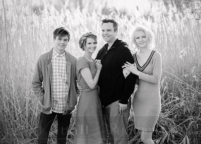 Hubler Family 02bw