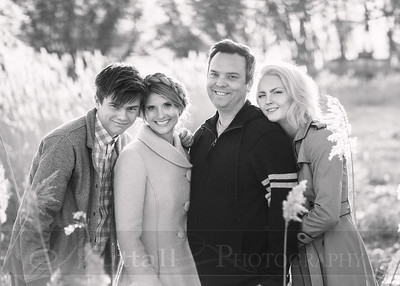 Hubler Family 24bw