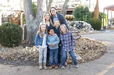Hudson Family 2017